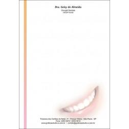Receituário Colorido - Cod: 002