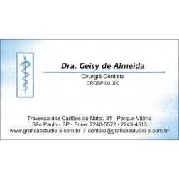 Cartão de Visita - Cod: 003