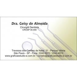 Cartão de Visita - Cod: 009