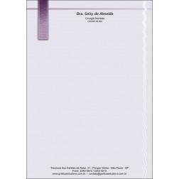 Receituário Colorido - Cod: 010