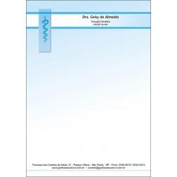 Receituário Colorido - Cod: 012