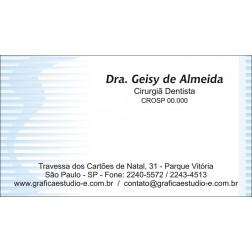 Cartão de Visita - Cod: 018