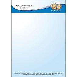Receituário Colorido - Cod: 037
