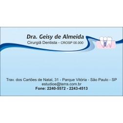 Cartão de Visita - Cod: 043