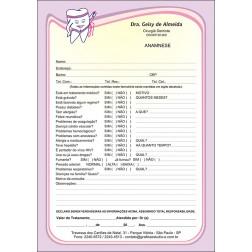 Anamnese Colorida - Cod: 046