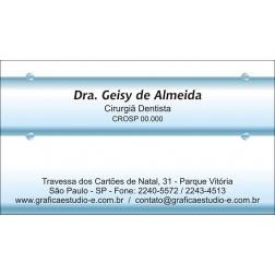 Cartão de Visita - Cod: 047