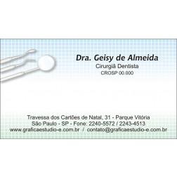 Cartão de Visita - Cod: 048