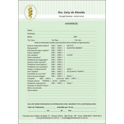 Anamnese Colorida - Cod: 051