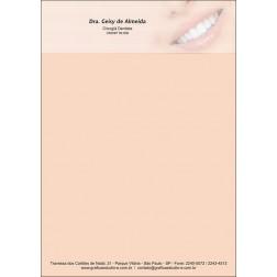 Receituário Colorido - Cod: 056