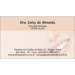 Cartão de Visita - Cod: 056