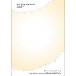 Receituário Médico Colorido - Cod: M061