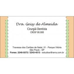 Cartão de Visita - Cod: 064