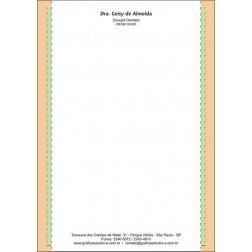 Receituário Colorido - Cod: 064