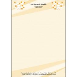 Receituário Colorido - Cod: 066