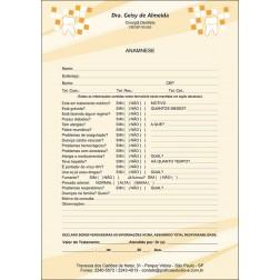 Anamnese Colorida - Cod: 066
