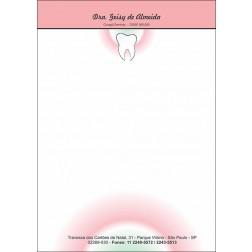 Receituário Colorido - Cod: 068