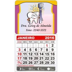 Imãs de Geladeira com Calendário e Faca Especial - BD 010