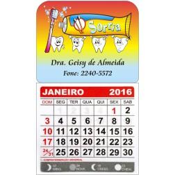 Imãs de Geladeira com Calendário e Faca Especial - BD 011