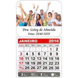 Imãs de Geladeira com Calendário e Faca Especial - BD 020