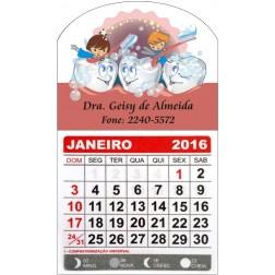 Imãs de Geladeira com Calendário e Faca Especial - BD 021
