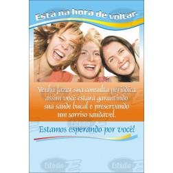 Postais de Relacionamento Não Personalizados - 100 Unidades - Cod: CR150