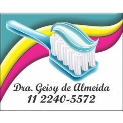 Imãs de Geladeira para Dentistas - 025