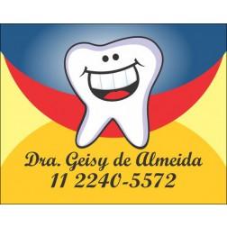 Imãs de Geladeira para Dentistas - 026