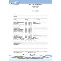 Anamnese Colorida - Cod: 106