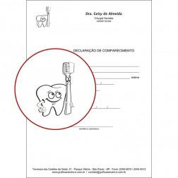 Declaração de Comparecimento PB - 001