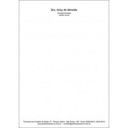 Receituário PB - Cod: 010