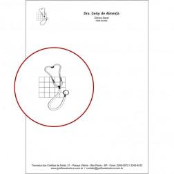 Receituário Médico PB - Cod: M102