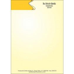 Receituário Colorido - Cod: 072