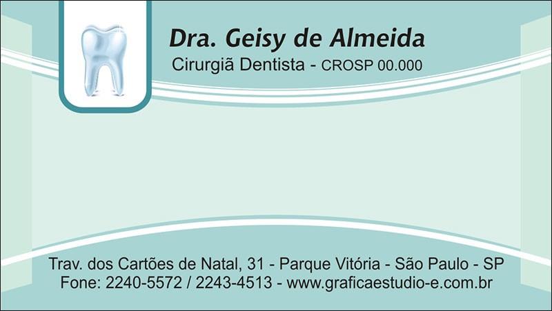 Cartão de Visita - Cod: 065